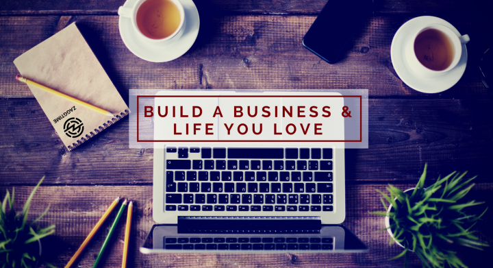 build a business