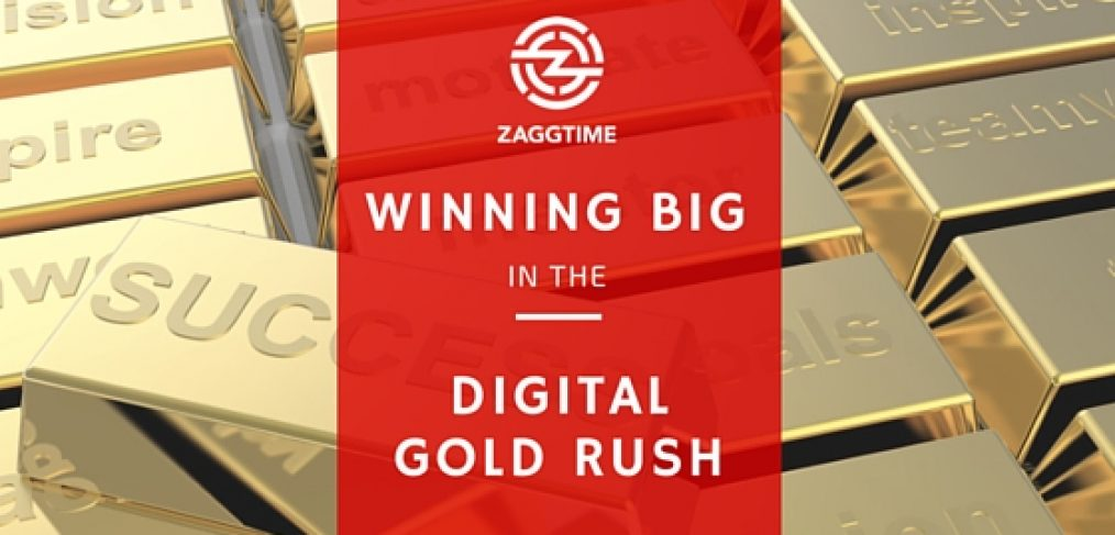 digital gold rush