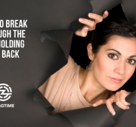 How to break through the B.S. holding you back