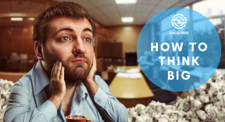 How to think big and become a freedom-preneur