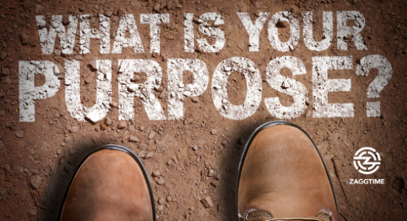 Your purpose in life is to find your purpose